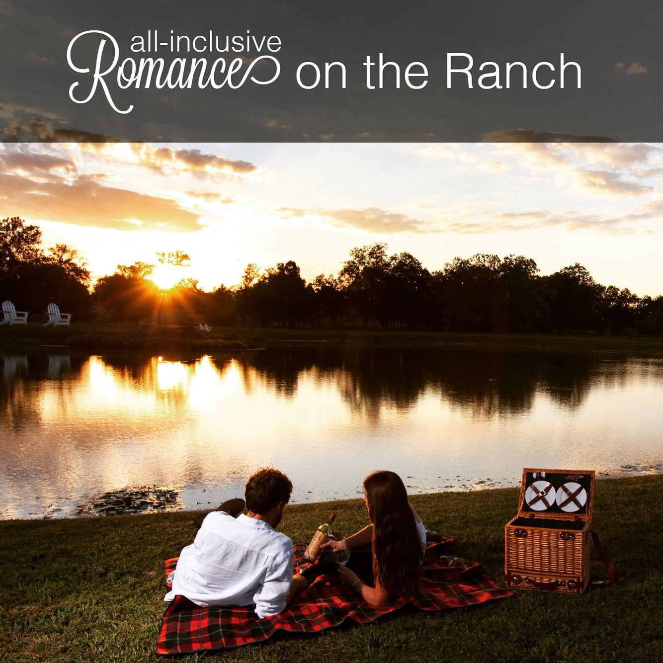 allinclusive Romance on the Ranch package Perfect for