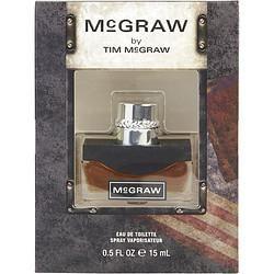 MCGRAW by Tim McGraw - EDT SPRAY .5 OZ