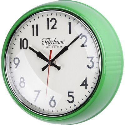 Dcor Design Cambridge 10 25 Wall Clock Wayfair Orologio