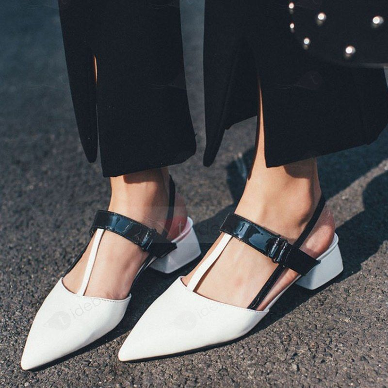 Fashion Women Sommer Street Womens Sandals Heels Simple Shoes