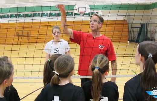 Volleyball Drills For Practices Youth Volleyball Coaching Volleyball Volleyball