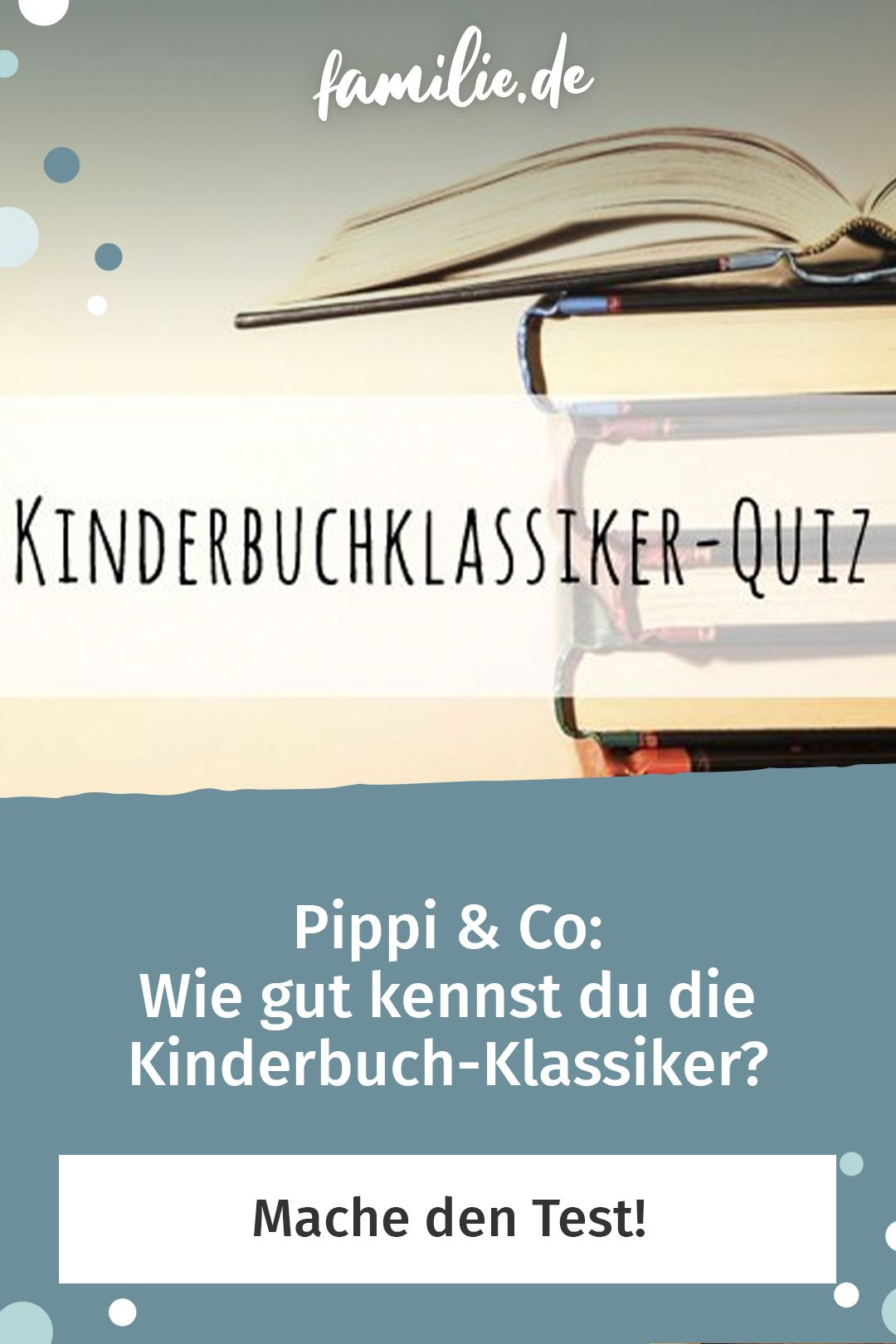 Pippi Co Wie Gut Kennst Du Die Kinderbuch Klassiker Kinderbucher Buch Klassiker Bucher