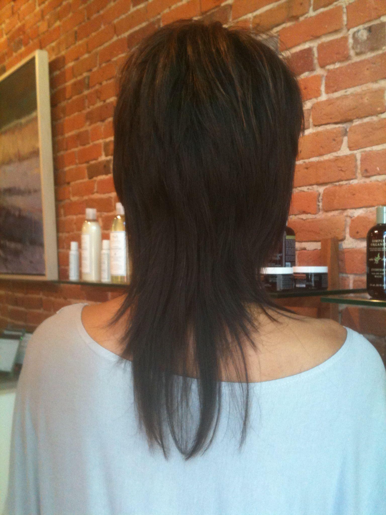 Razor cut done by suzanne huffmanchamberlin kalamazoo mi hair