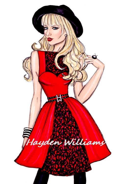 Taylor Swift by Hayden Williams