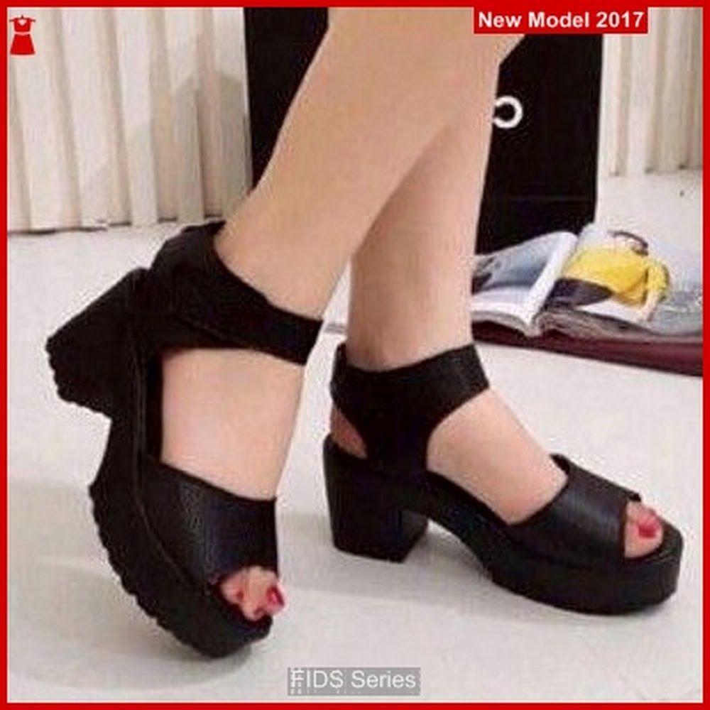 Fids099 Sandal Wanita Heels Docmart Muslimah Sepatu Perempuan