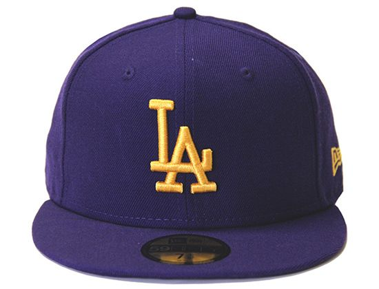 Underbill Arch Los Angeles Kings 59Fifty Fitted Cap by NEW ERA x NBA