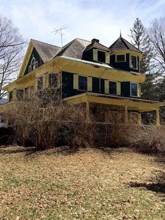 c. 1900 - Wilton, NH - $299,900 - Old House Dreams