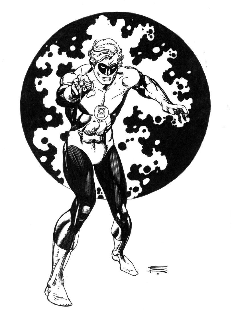 Gil Kane - Green Lantern