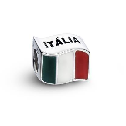 Pingente Bandeira da Itália Life