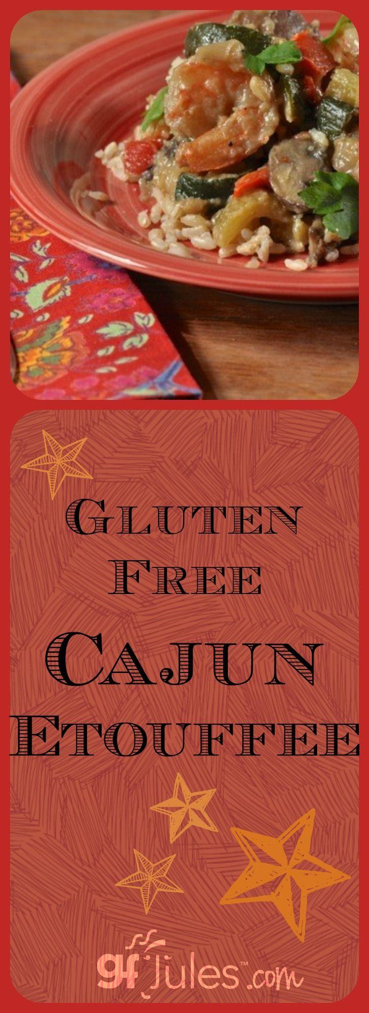 Gluten Free Seafood Étouffée Recipe Recipe Etouffee