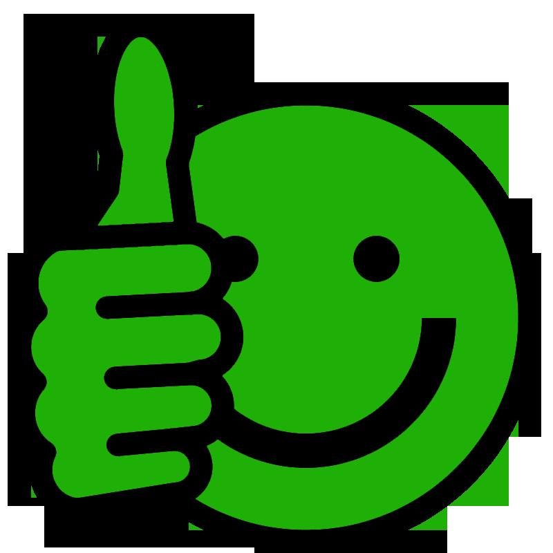 Skotan Thumbs Up Smileygreen Thumbs Up Smiley Emergency Preparedness Information Emergency Power