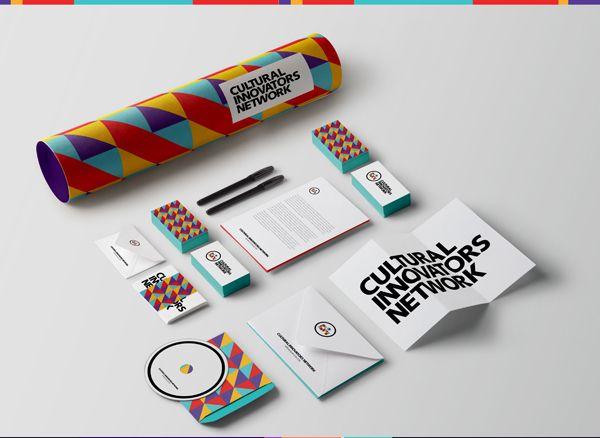 Creative Branding, Visual Identity and Logo Design Examples | Design |  Graphic Design Junction | Graphic design branding, Stationery branding,  Creative branding