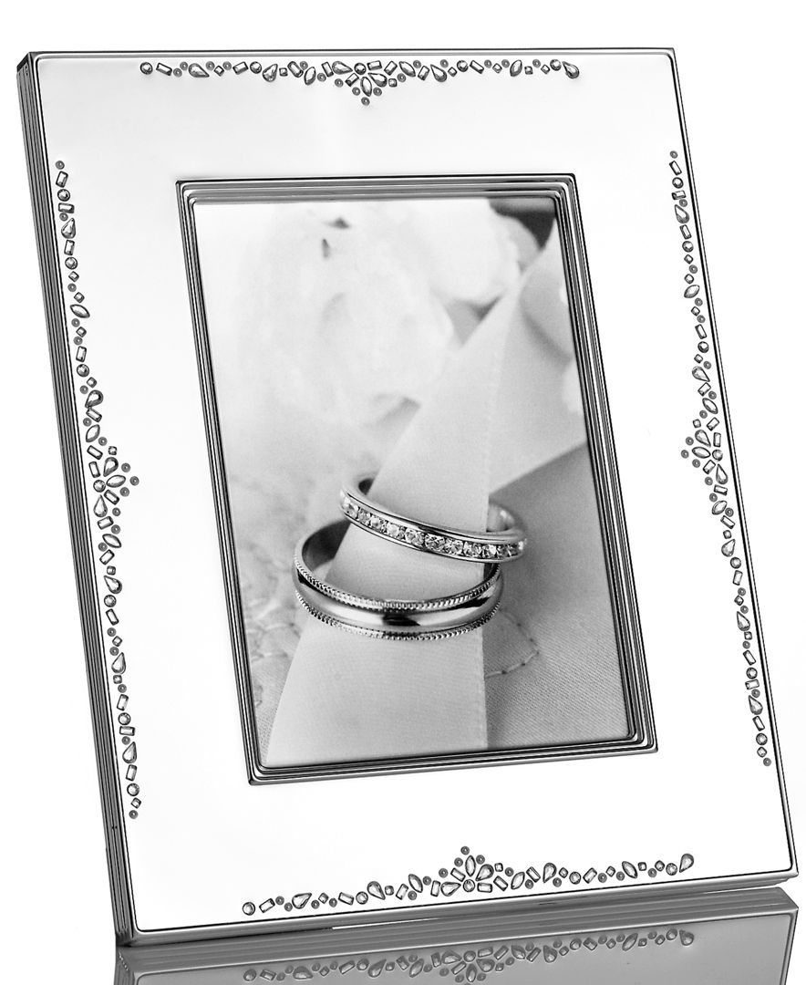Monique Lhuillier Waterford Picture Frame, Modern Love 5\
