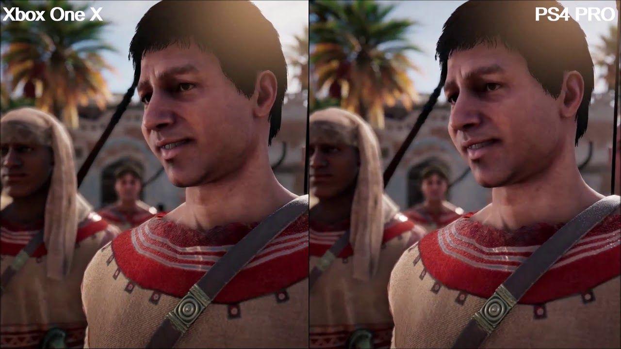 Ac Origins Xbox One X Vs Ps4 Pro X1x Offers 44 To 96