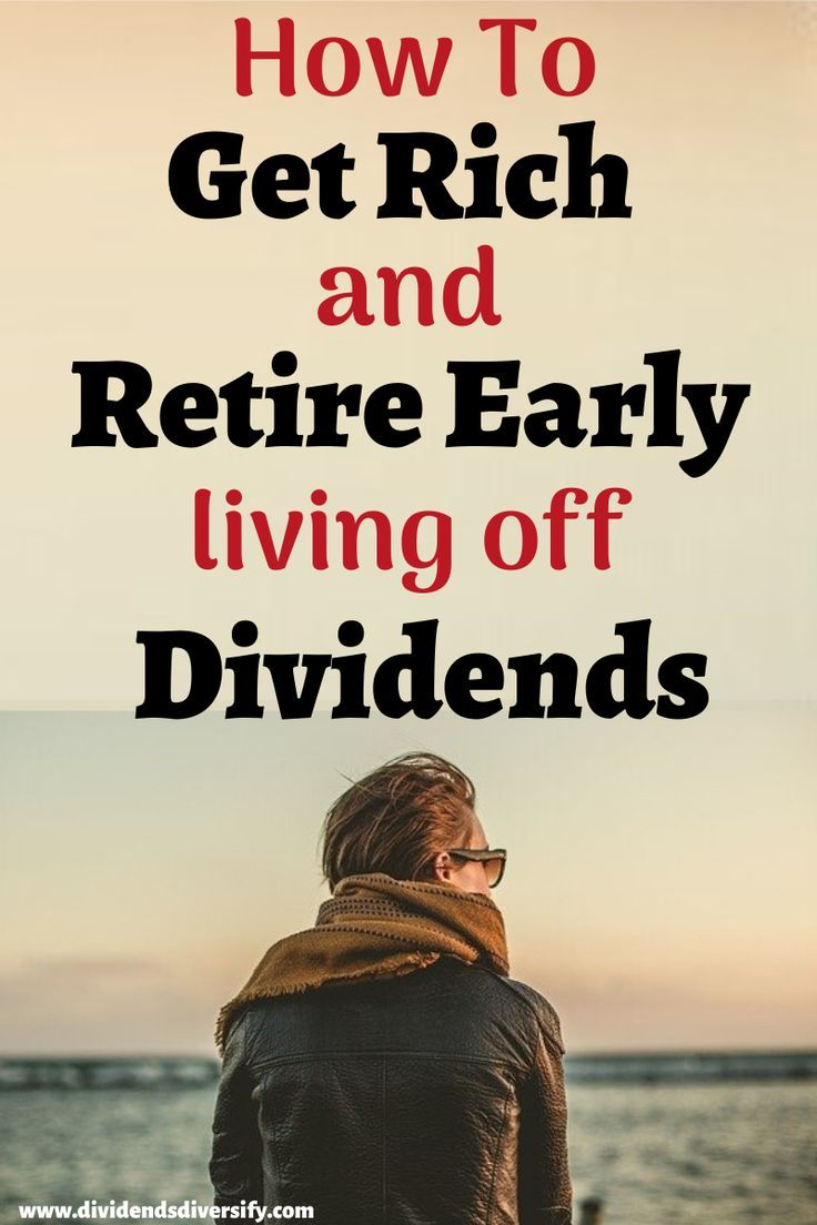 Living Off Dividends - How to Go About it & Why You Should