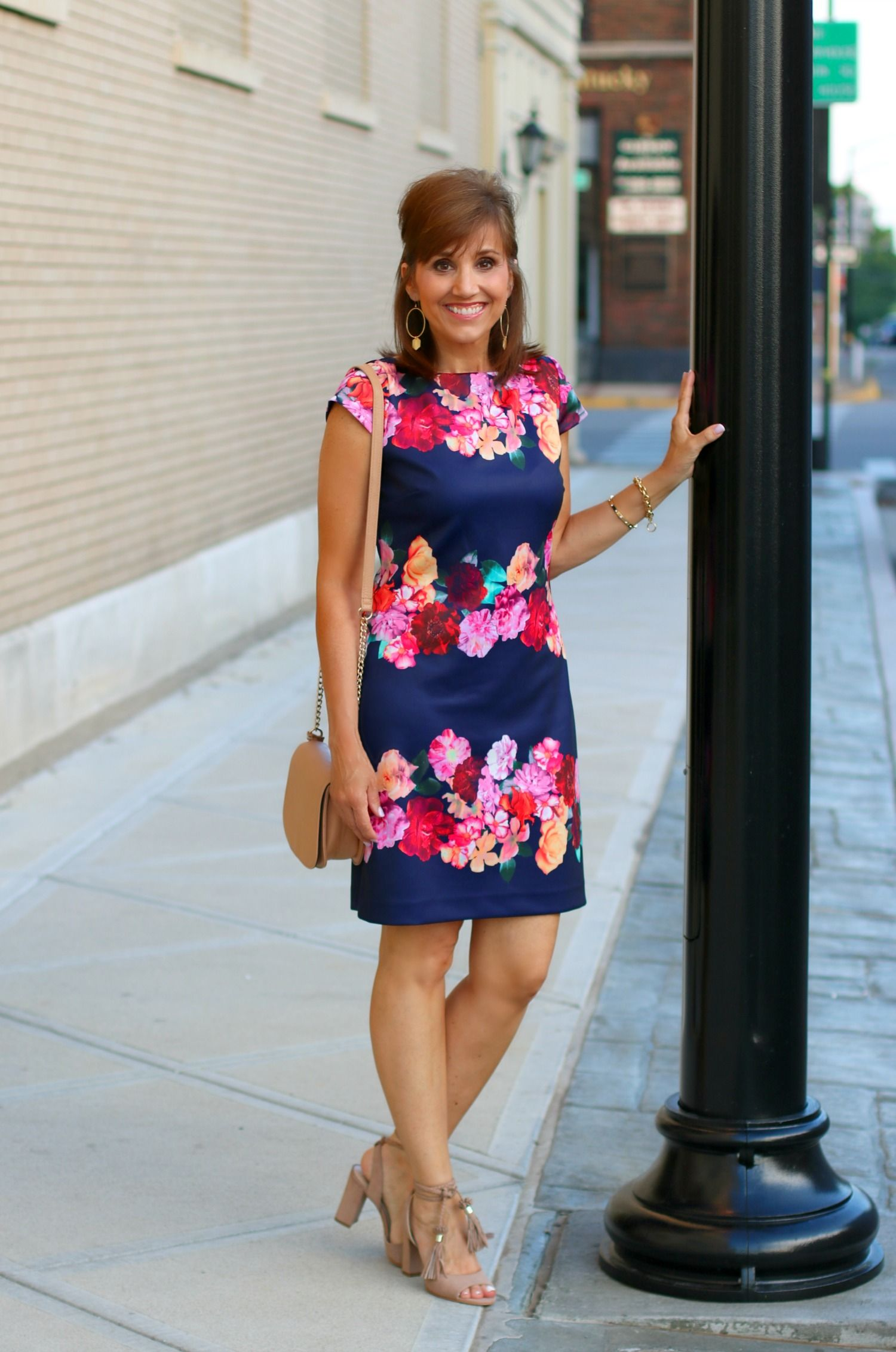 d51565f538c Vince Camuto Dress From Nordstrom - Grace   Beauty