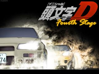 Initial D: Fourth Stage Subtitle Indonesia [Lengkap