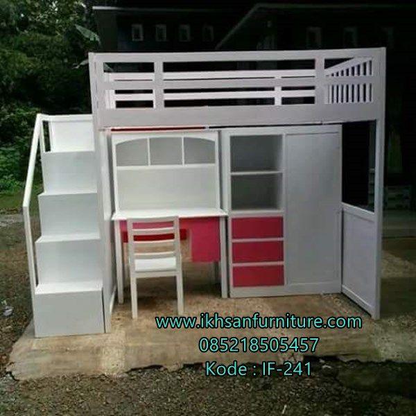 Set Tempat Tidur Tingkat Anak,Jual Tempat Tidur Anak