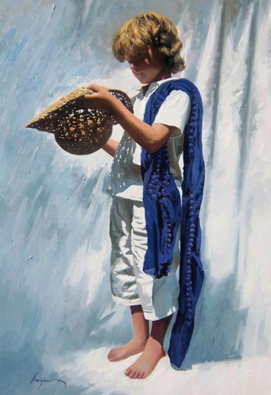 ARTFINDER: La voluntad by Jose Higuera - Mi child