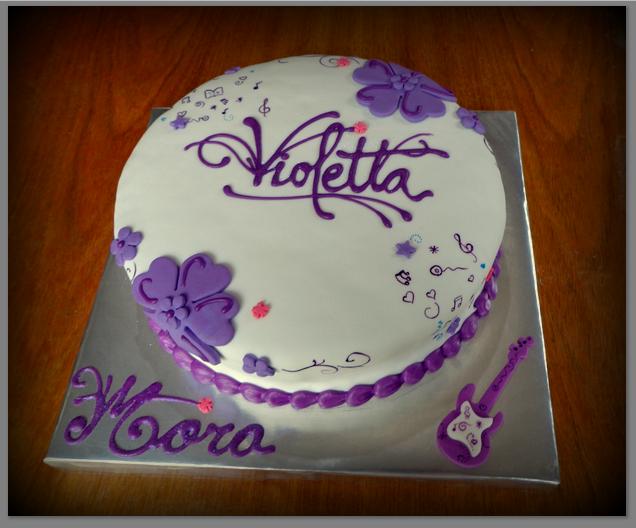 Torta de Violetta | Torta | Pinterest