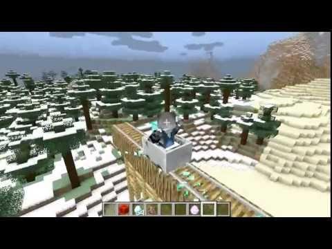 [Popularmmos - Minecraft ] THE NEVER ENDING ROLLER COASTER! (TRAYAURUS' ...