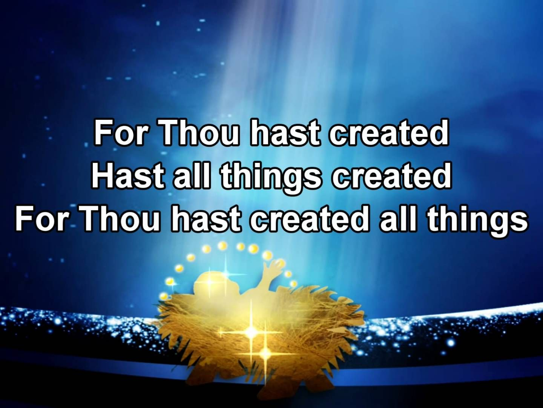 Adore Thou Art Worthy - Lyrics
