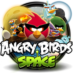 Angry Birds Space By Tebokyon Deviantart Com Angry Birds Mickey Mouse Wallpaper Birds