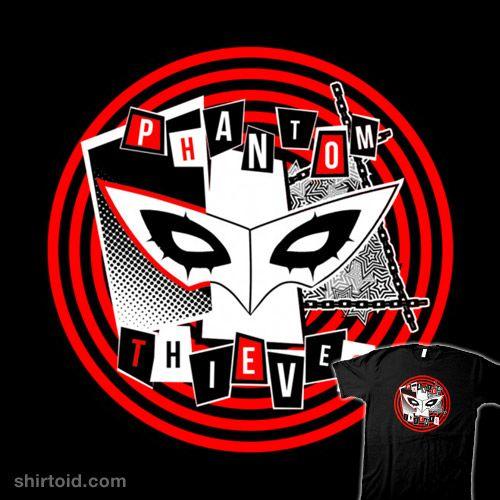 I Am Thou, Thou Art I | Shirtoid #gaming #persona5 #phantomthievesofhearts #samuray #videogame