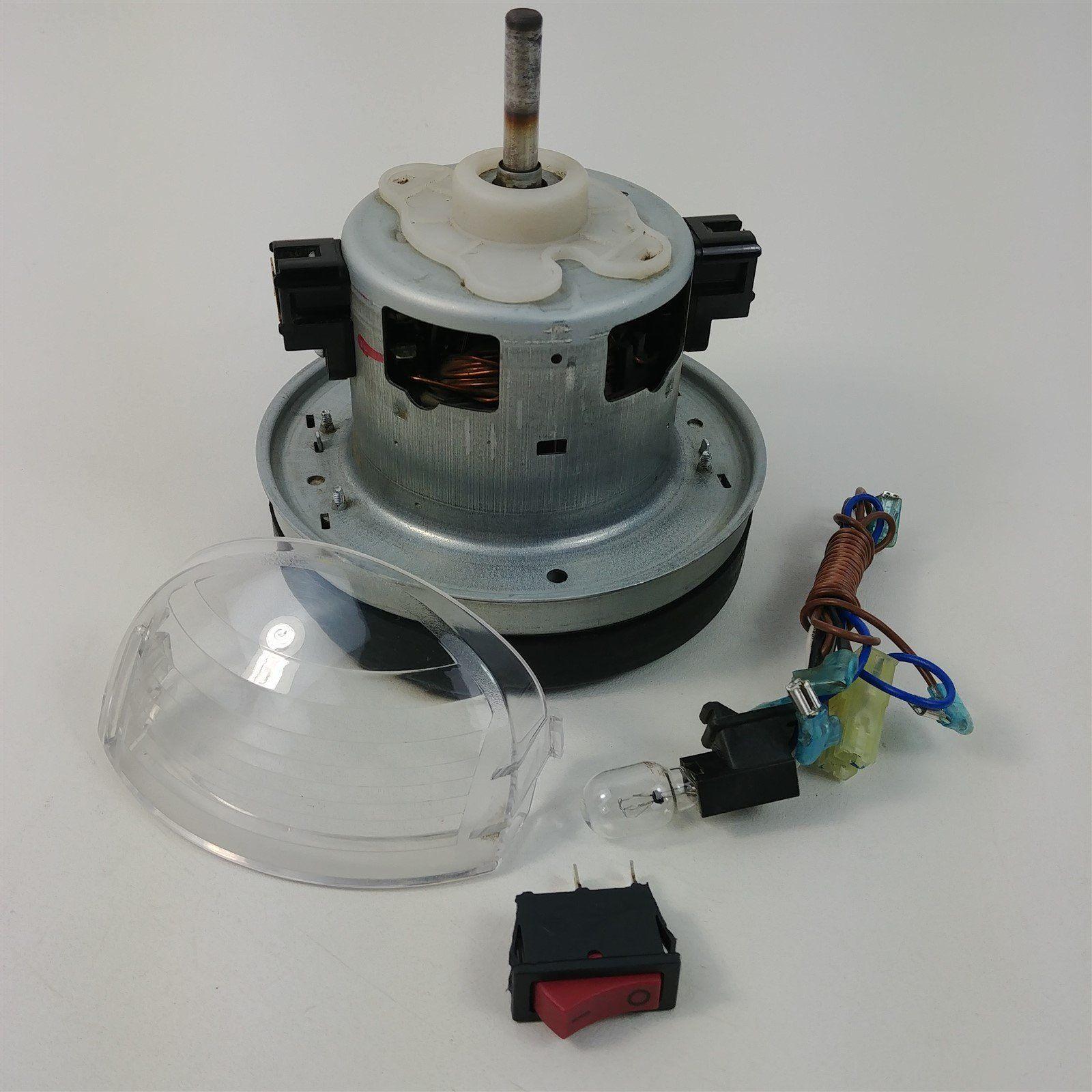 Bissell Rewind Cleanview Pet Vacuum Model 18m9x Part Motor W 12 Volt W Headlamp In 2020 Pet Vacuum Vacuums Headlamp