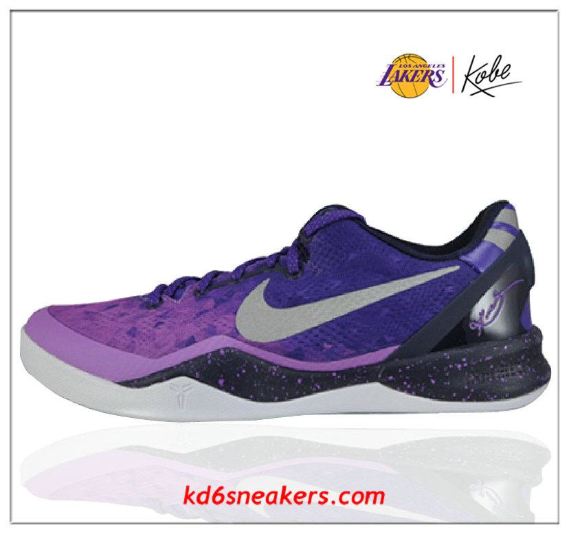 a96553ea6769 ... shop nike kobe viii 8 gradient black purple 889e5 0810d