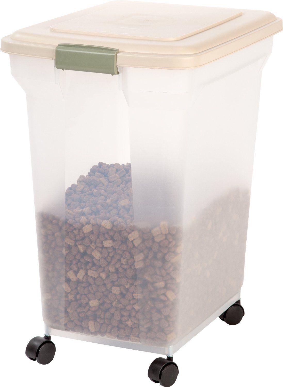IRIS Premium Airtight Pet Food Storage Container To view further