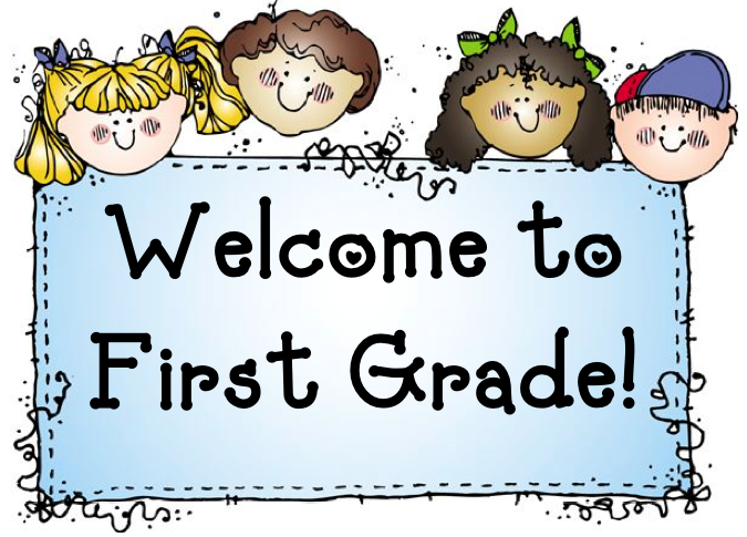 Image result for free clip art of back to school first grade