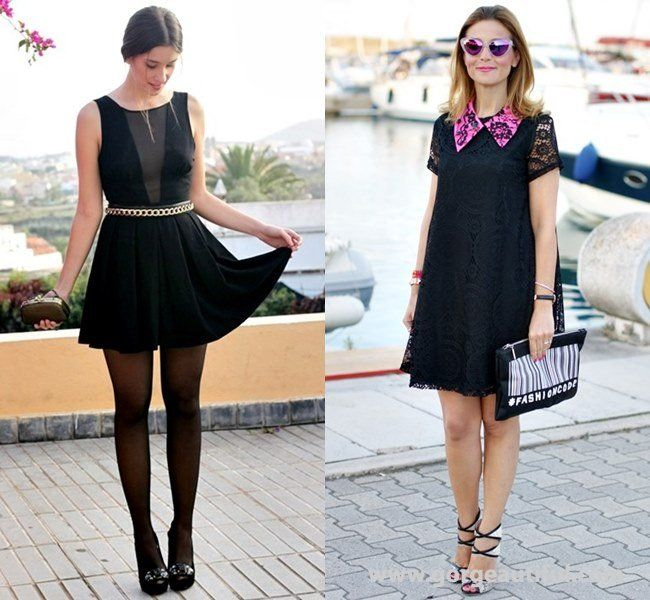 Wedding Guest Little Black Dress Ideas What Wedding Guests Are Wearin