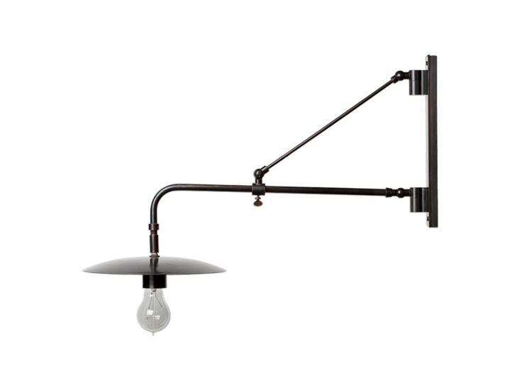 Here, Our Most Comprehensive List, To Date Of Simple Swing Arm Lights;. Lighting  ManufacturersCliff ...