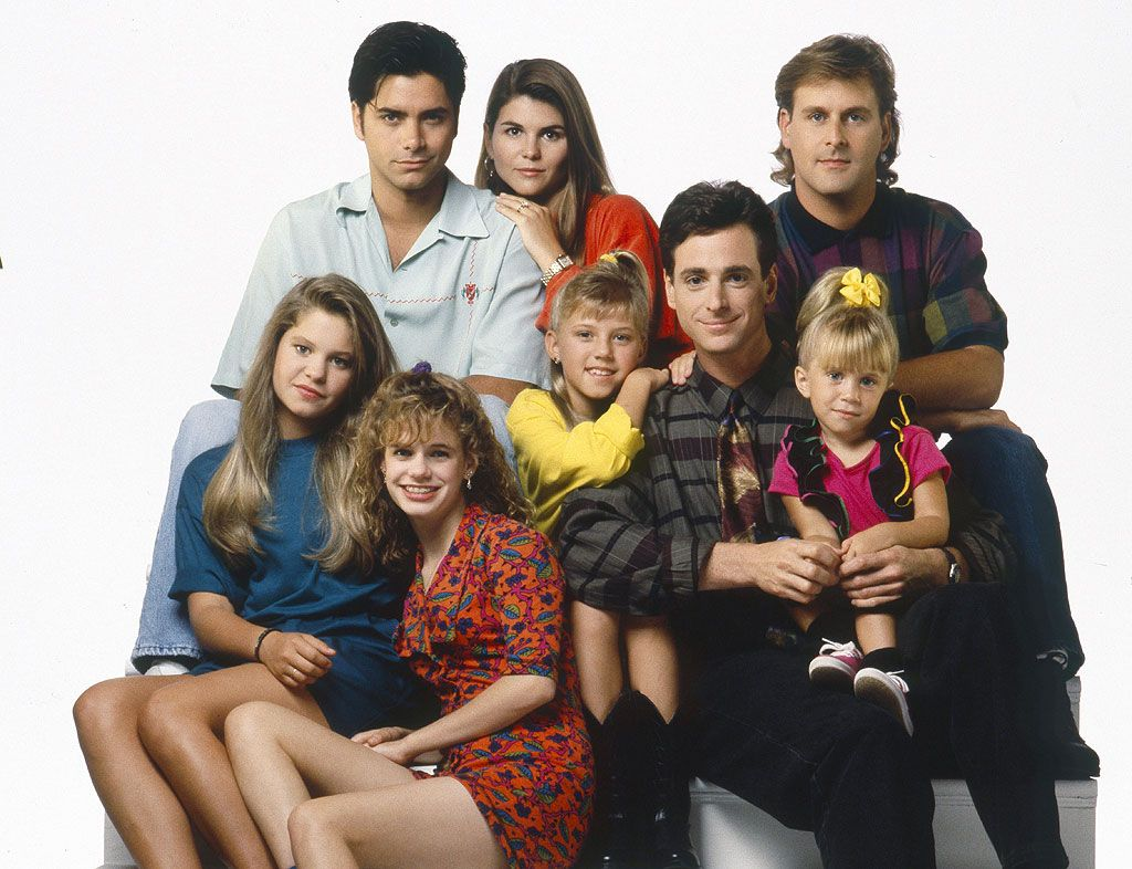 Full House Reunion Which Cast Members Would Appear Full House Fuller House Full House Cast