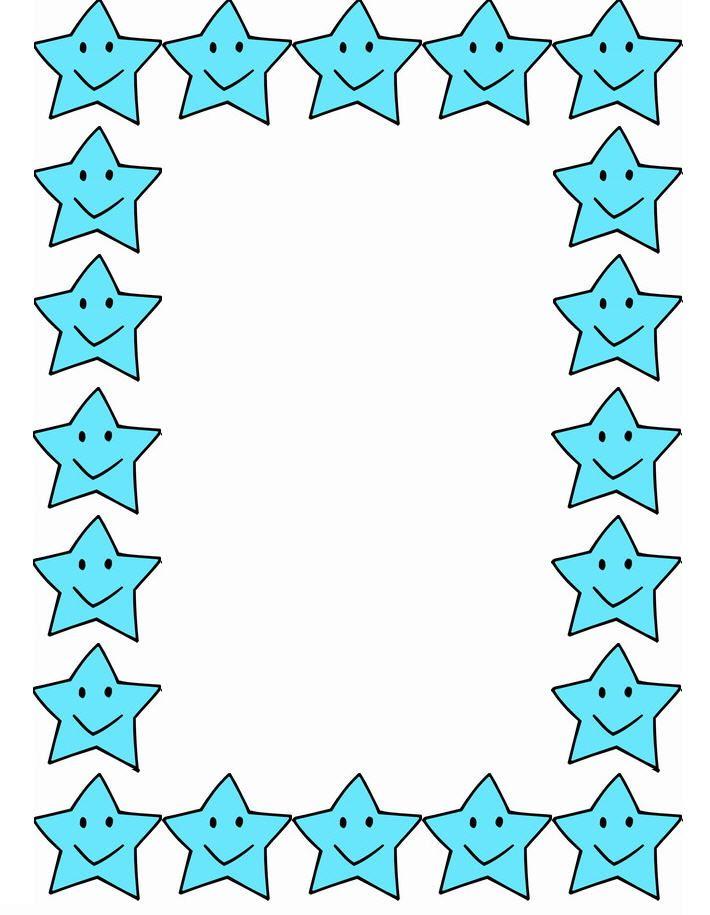 Stars Template | Royal Icing Transfers Tutorial | Pinterest | Star ...