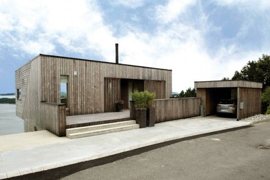 Architects: Element Arkitekter AS Location: Stavanger, Norway Design Team: Cathrine Vigander, Vidar Kutsen, Hallvard Huse, Alexander Wærste Consultants: