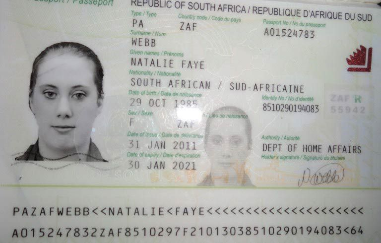 From Zulu To The White Widow Why Do All African Stories Need A White Face Kenya Samantha Lewthwaite African