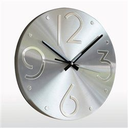 Horloge alu brossé, Kopi La Redoute Interieurs | Home sweet home ...