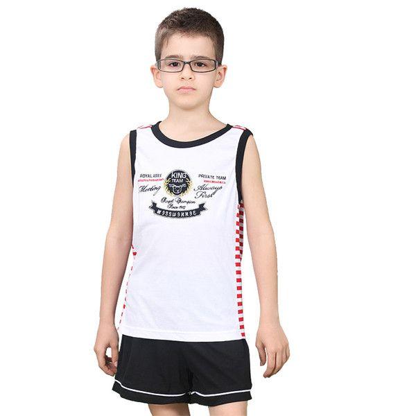 Customized Children Clothes Boys sleeveless T Shirt Boys Top | Kids  outfits, Sleeveless tshirt, Kids clothes boys