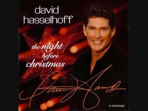 David Hasselhoff Feliz Navidad Youtube Christmas Albums Album German Pop