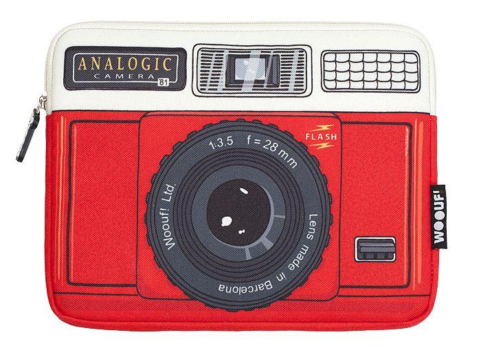 Woouf Camera iPad Case