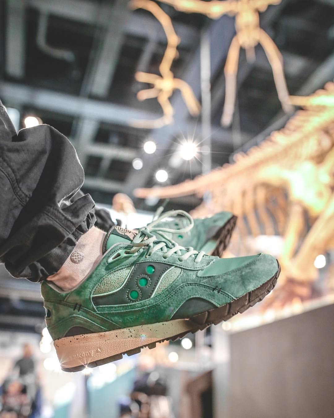 best sneakers db5a6 21c61 Saucony x Feature Shadow 6000 'Living Fossil' | Sneakers in ...