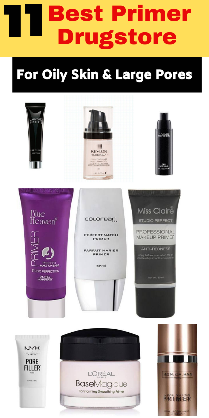What's The Best Primer For Oily Skin and How To Use It