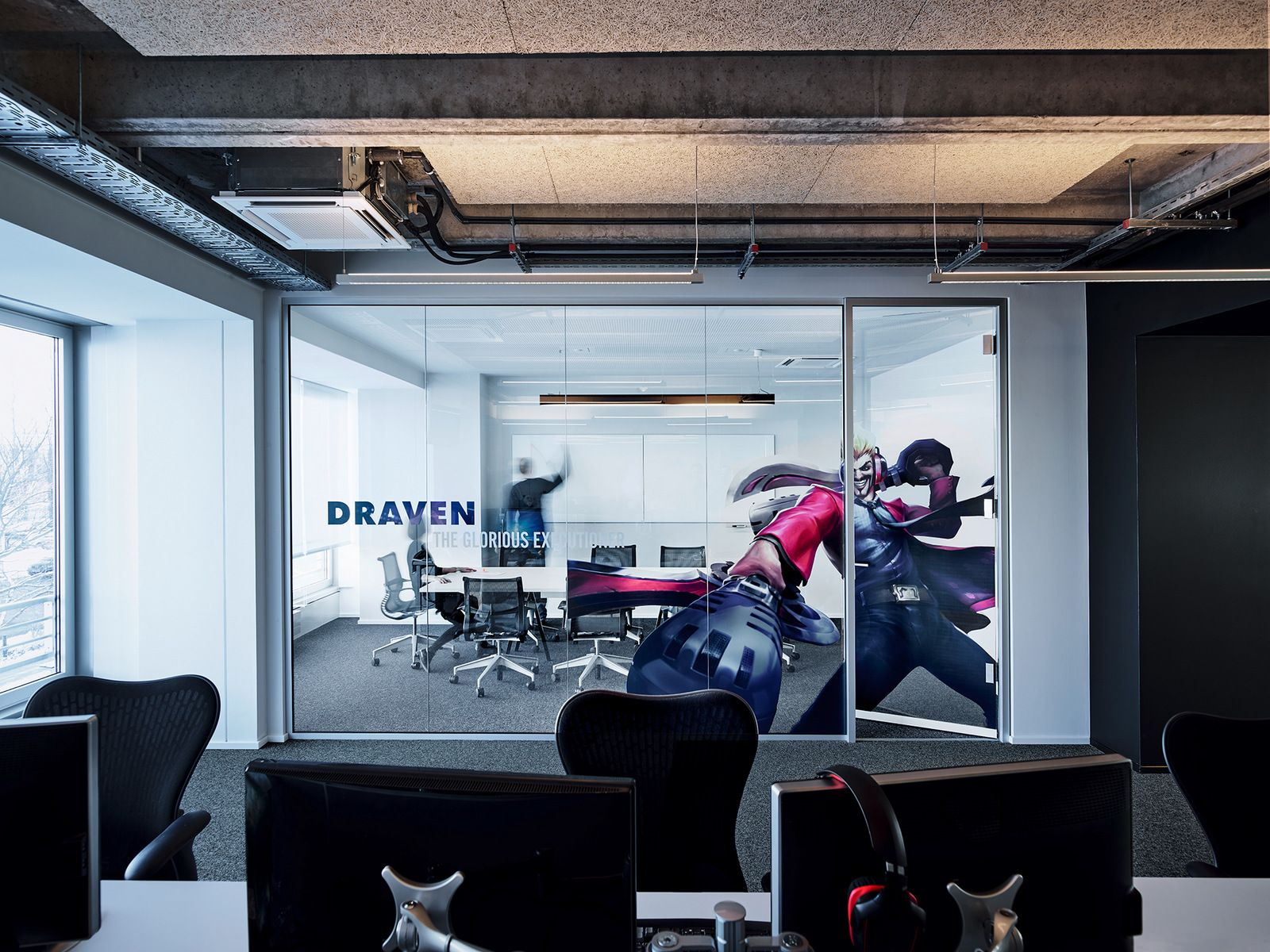 office design companies office. Wonderful Design American Video Game Company Offices  Berlin 6 Intended Office Design Companies