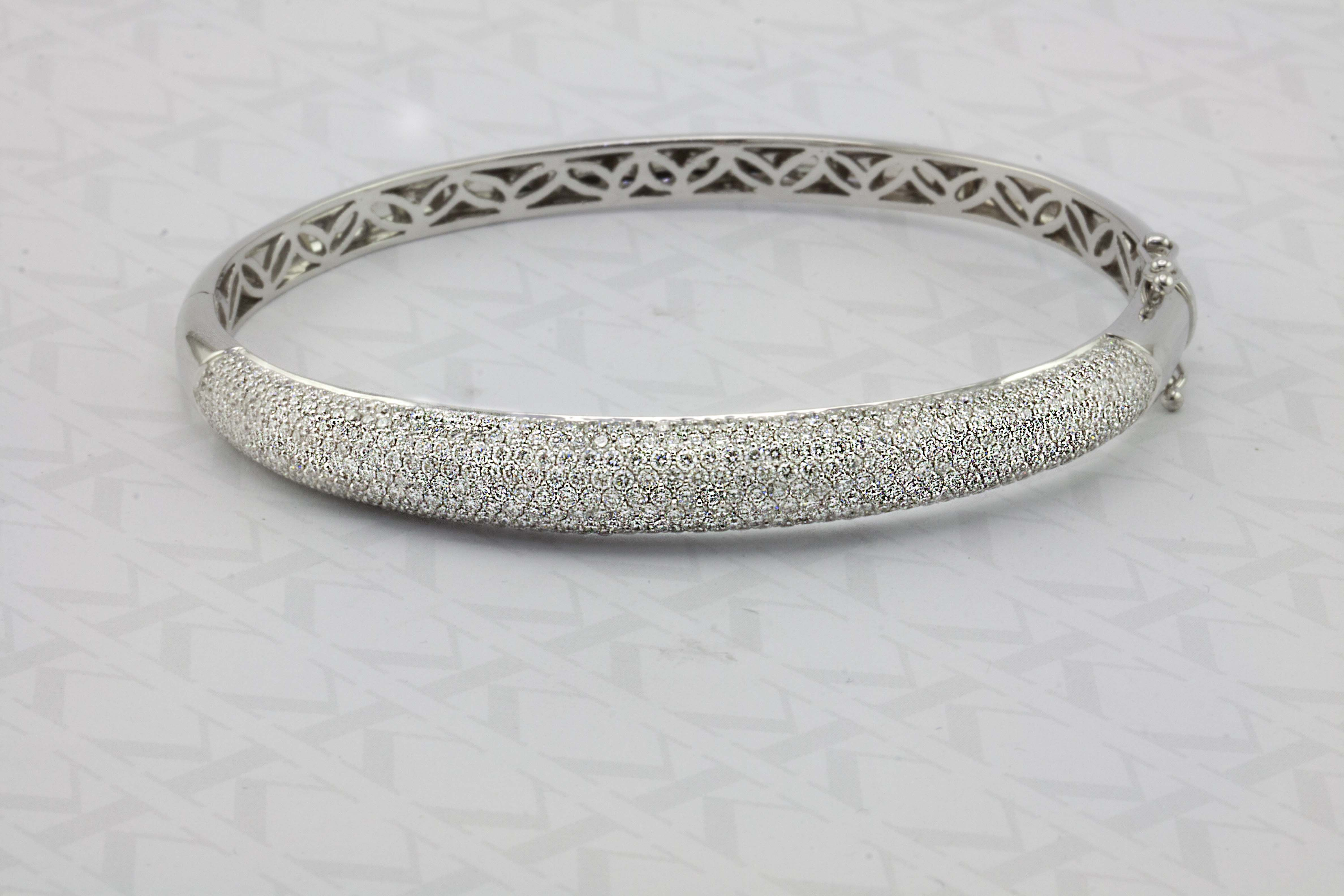 ways products bangle bangles ctw dsc gold pave ladies diamond beautiful