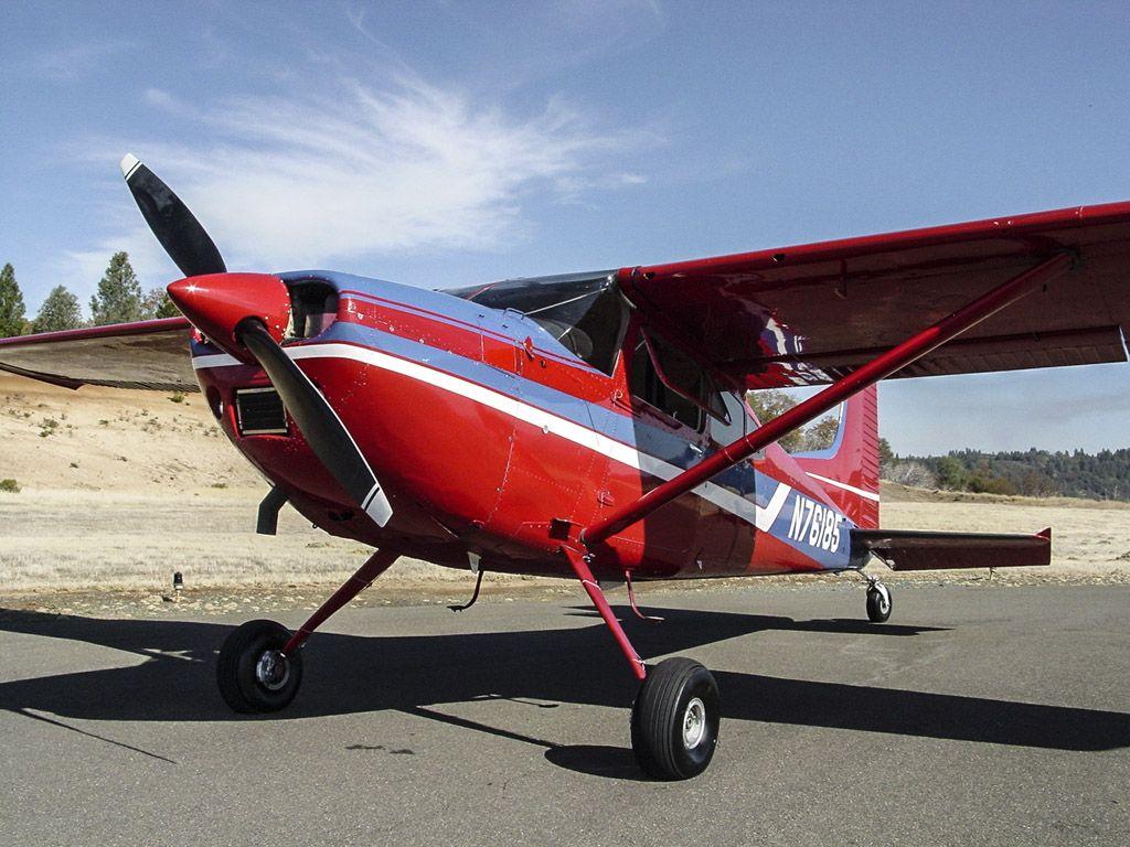 1976 Cessna A185F Skywagon for sale by LLC