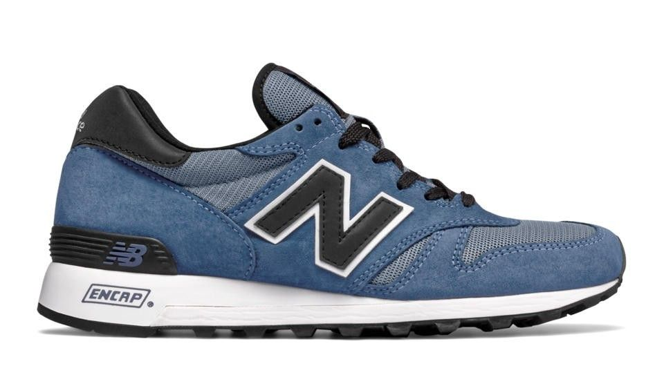 858bf3f557f Descuento New Balance Hombre 1300 Heritage Azules with Negras N12B204