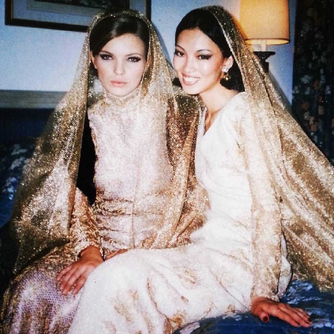 Esther Canadas & Ling Tan ...Roma 1995