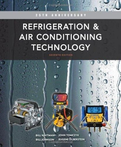 Refrigeration And Air Conditioning Technology Book Refrigeration